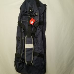 """NWT American Tourister 32"""" rolling duffle bag"""